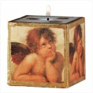 Scented Angel Candle