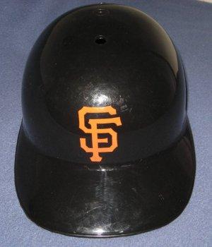 San Francisco Giants Full Size Souvenir MLB Baseball Batting Helmet