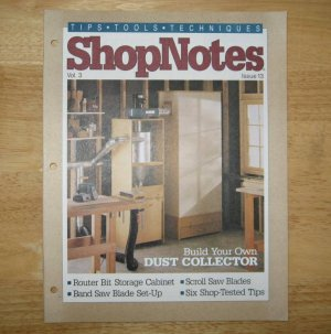 Woodworking Magazines Shopnotes | Woodworker Magazine