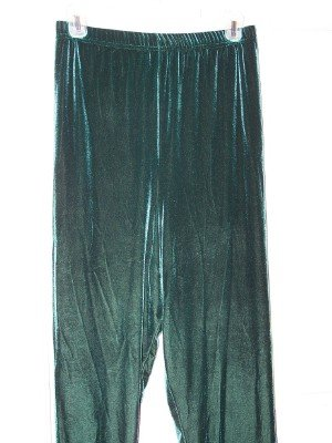 Green casual dressy slacks
