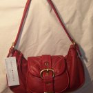 TOMMY HILFIGER CASTLE ROCK HOBO HANDBAG PURSE