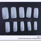 500 Natural Color Whole/Full Acrylic Nail Tips FREE SHIPPING [NA077]