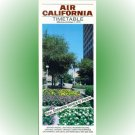 Air California system timetable 10/1/78 ($)