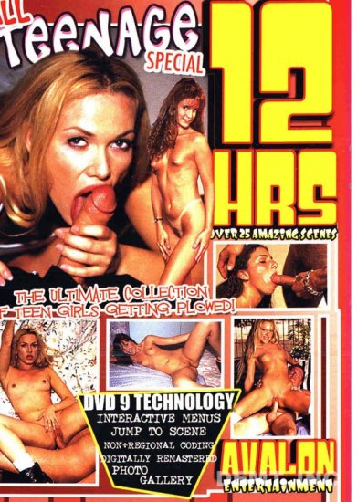 All Teenage Special 12 Hour DVD