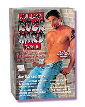 Julian Rock Hard Doll