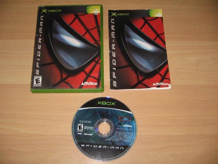 Xbox Spiderman Game