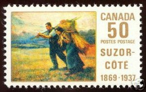 Canada #492 Return from the Harvest Field MNH