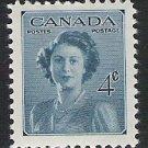 Canada # 276 Princess Elizabeth
