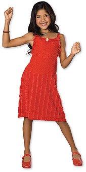 High School Musical Gabriella Costume Dress Medium 8-10