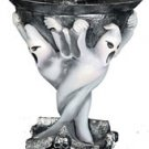 Ghost Votive Candle Holder New Halloween Decoration