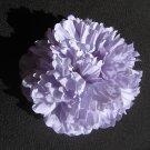 NEW! XL Purple Flower Clippie