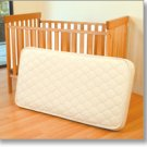 NEW ORGANIC BABY CRIB MATTRESS All Natural Rubber