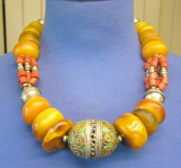 TRADITIONAL BERBER NECKLACE