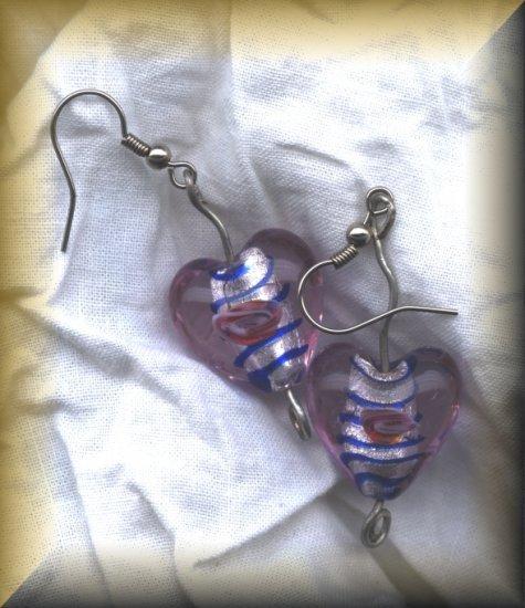 Berry Kisses Hearts (long) (ENV 079)