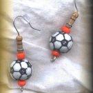Kate's Kicks - Earrings  (ENV 089 & 090)