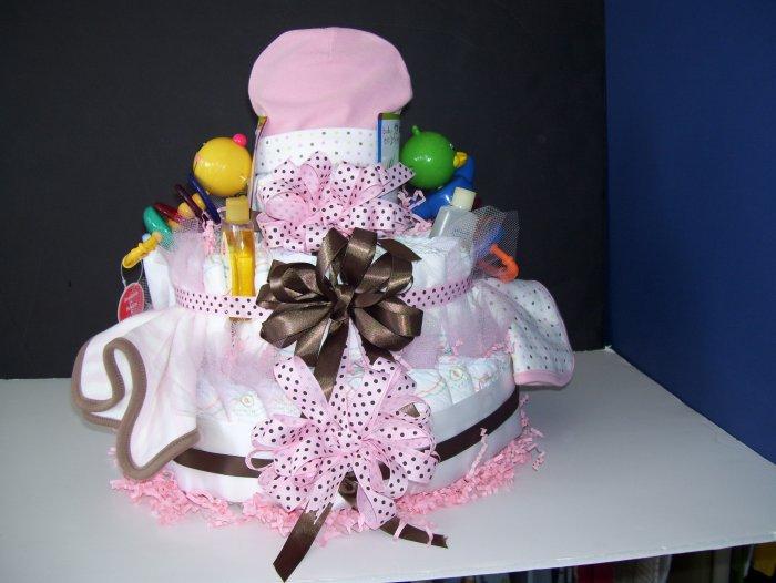 Diaper Cake Mod Mom