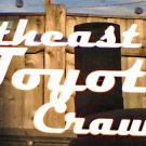 """Northeast Toyota Crawlers"" sticker"