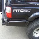 NTC Quarter Panel Sticker - Black/Grey