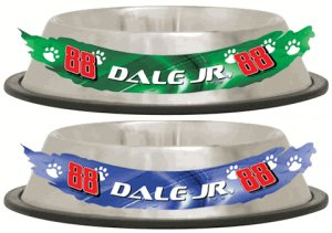 Nascar Dale Earnhardt Jr #88 pet bowl 32 oz