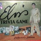 ELVIS PRESLEY Deluxe TRIVIA GAME Collectors Edition NEW