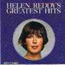 HELEN REDDY'S GREATES HITS Cassette- Free Shipping