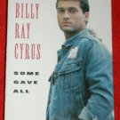 Billy Ray Cyrus Some Gave All cassette- Free Shipping