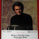 Johnny Mathis Feelings Cassette- Free Shipping