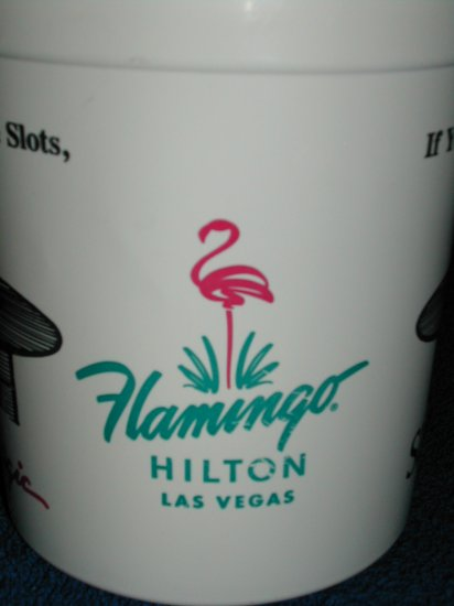 FLAMINGO HILTON & CASINO LAS VEGAS TOKEN/ SLOT CUP