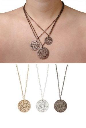 Foxy Originals Utopia Necklace in Bronze