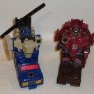 Transformers Generation 1 Duocons Battletrap & Flywheels.