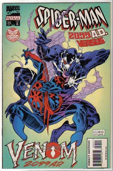 Spider-Man 2099 #35 (regular cover)