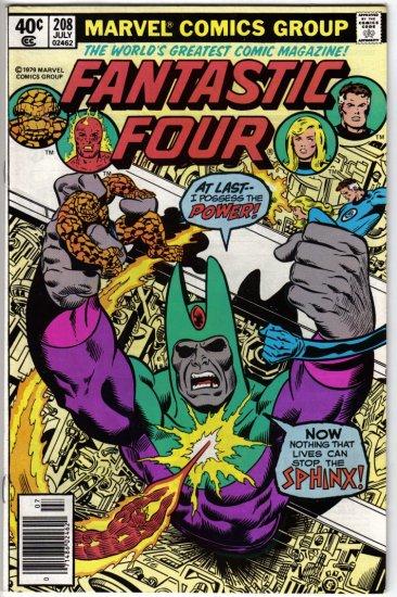Fantastic Four #208