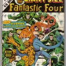 Giant Sized Fantastic Four #4