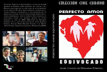 Mistaken Perfect Love. Cuban DVDs and movies-Free S&H Worldwide.