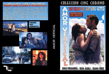 Vertical Love (sub). Cuban DVDs and movies-Free S&H Worldwide.
