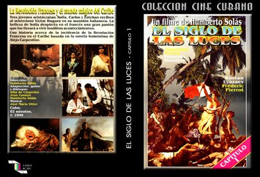 The Century of Lights (3 DVDs) Cuban DVDs and movies-Free S&H Worldwide.