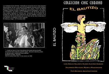 The Baptism. Cuban DVDs and movies-Free S&H Worldwide.