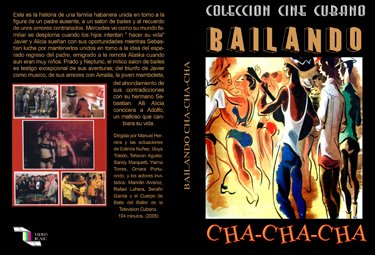 Dancing Chachacha. Cuban DVDs and movies-Free S&H Worldwide.