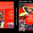 Vampires in Havana (subtitled).Cuban DVDs and movies-Free S&H Worldwide.