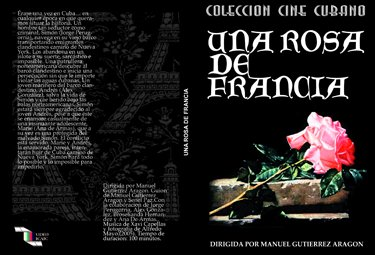 A French Rose. Cuban DVDs and movies-Free S&H Worldwide.