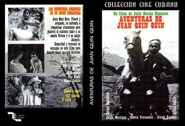 Adventures of Juan Quin Quin. Cuban DVDs and movies-Free S&H Worldwide.