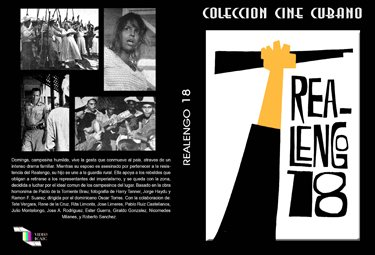 Realengo-18.Cuban DVDs and movies-Free S&H Worldwide.