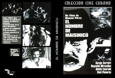 The Man from Maisinicu.Cuban DVDs and movies-Free S&H Worldwide.