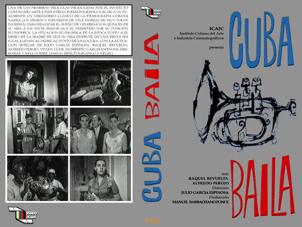 Cuba Dances. Cuban DVDs and movies-Free S&H Worldwide.