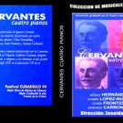 Cervantes, Four Pianos .Cuban DVDs and movies-Free S&H Worldwide.