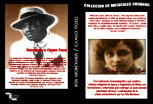 Rita Montaner and Chano Pozo.Cuban DVDs and movies-Free S&H Worldwide.