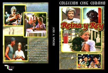 Queen and King  Cuban DVDs and movies-Free S&H Worldwide.
