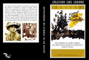 Alice in the Town of Maravillas .Cuban DVDs and movies-Free S&H Worldwide.
