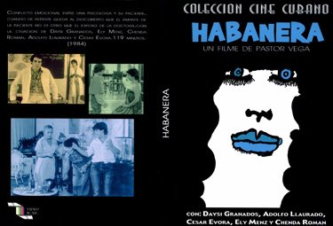 Habanera.Cuban DVDs and movies-Free S&H Worldwide.