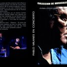 Pablo Milanes in Conciert .Cuban DVDs and movies-Free S&H Worldwide.